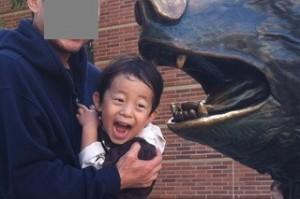 UCLA Bear 1