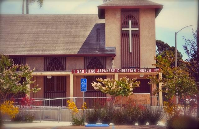 SAN DIEGO JAPANESE CHRISTIAN CHURCH